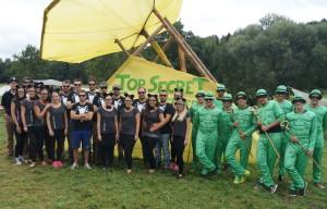 Das Lagerteam 2015